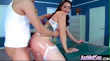 Anal Hardcore Sex Act Bang With Slut Huge Butt Girl (Alison Tyler) movie-04