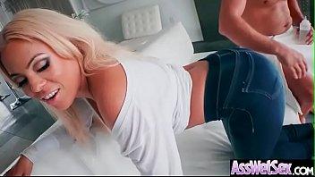 Anal Hardcore Sex With Hot Slut Big Ass Oiled Girl (Luna Star) video-30