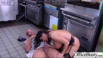 Hardcore Bang With Slut Big Tits Office Girl (Ava Addams) movie-04
